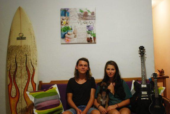 Simona e Denis, Slovacchia, 22 anni.