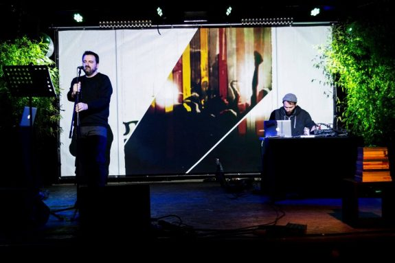 Spartiti (Jukka Reverberi + Max Collini)