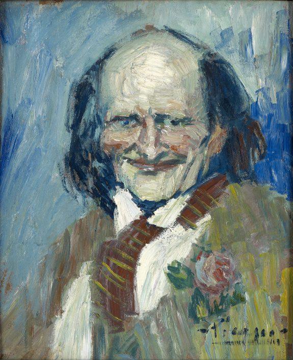 03. Picasso-Retrats_Pablo Picasso_Bibi-la-Puree