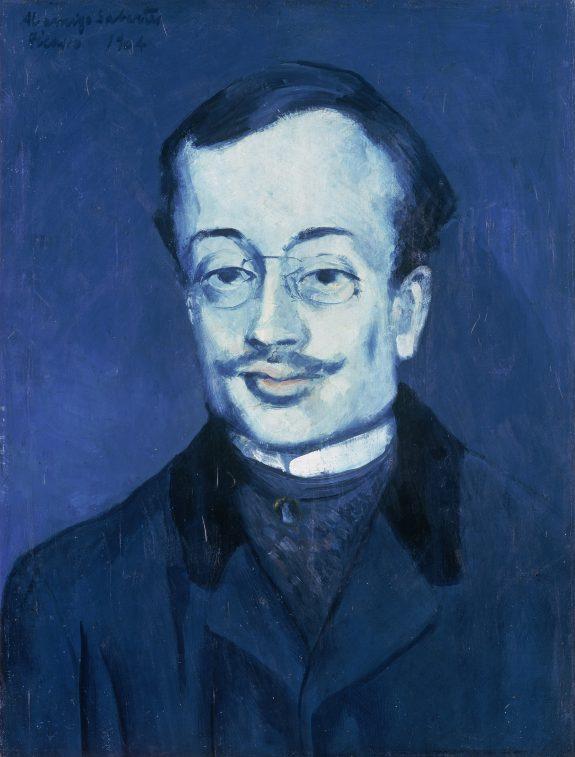 Pablo Picasso, Retrat de Jaume Sabartés