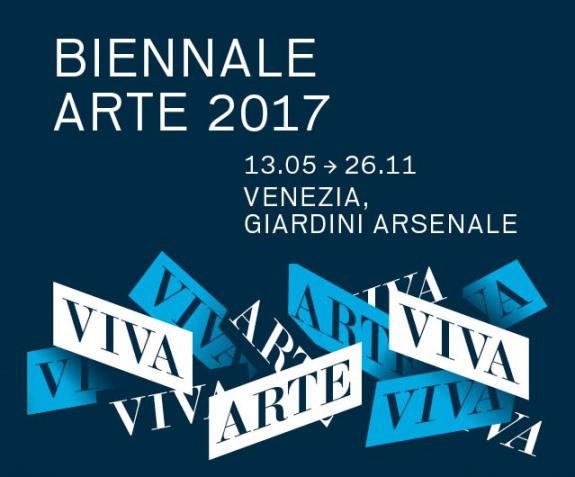 57° Biennale di arte viva