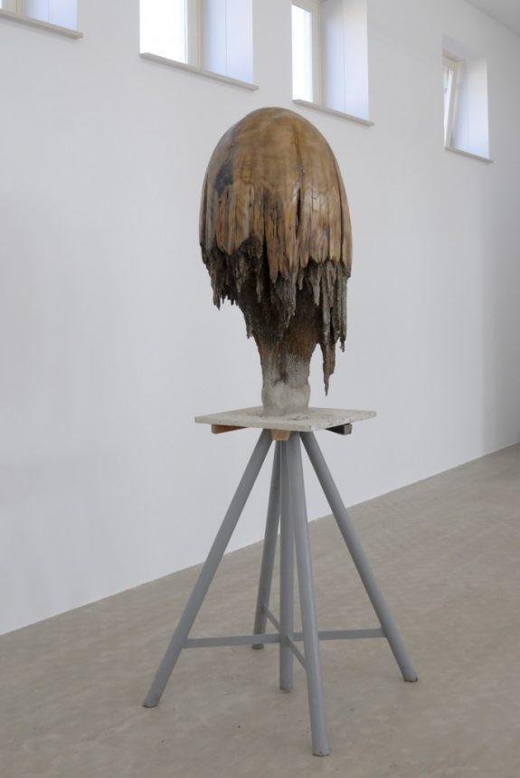 Giorgio Andreotta Calò, La Scultura Lingua Morta, 2014