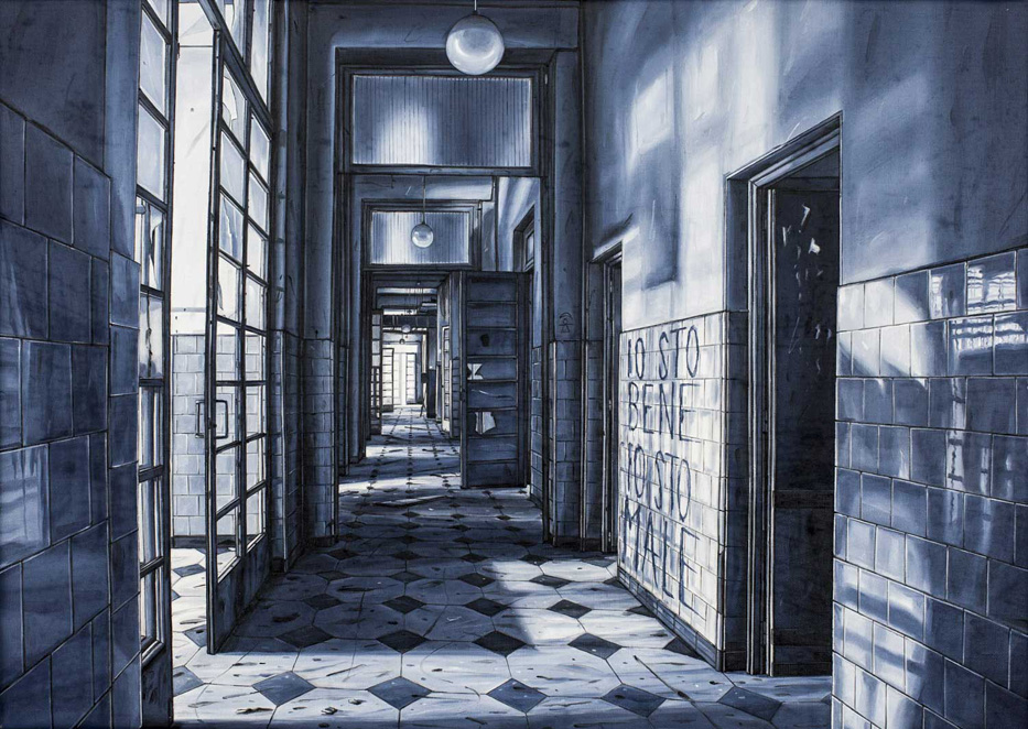 Parallelo | Mostra personale di Andrea Chiesi alla OTTO Gallery