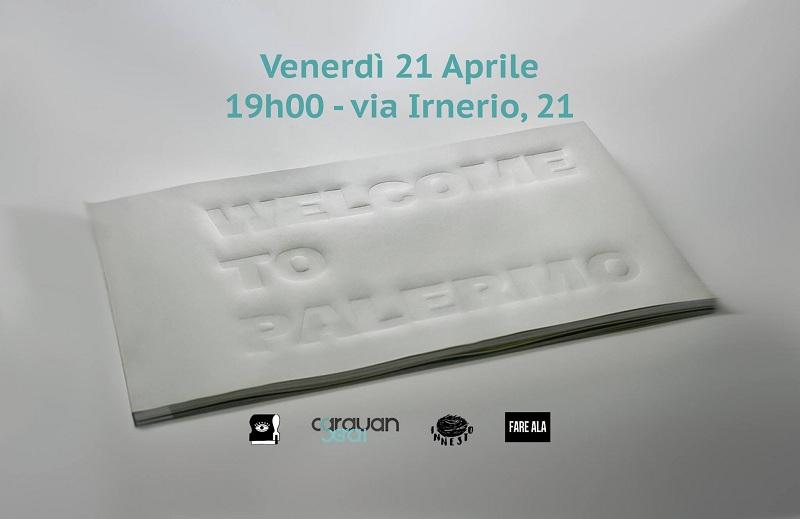 """Presentazione libro + mostra """"Welcome Palermo – Vamos a la plaja"""""""