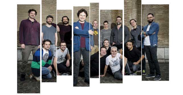 Into the 80's | Orchestra Operaia di Massimo Nunzi al teatro del Lido di Ostia