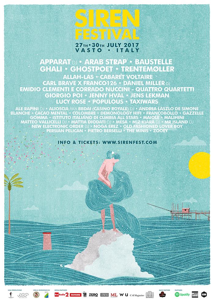 Siren Festival 2017