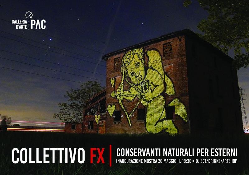 Conservanti naturali per esterni | Collettivo FX al PAC di Modena