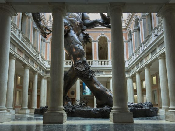 "Damien Hirst, ""Treasures from the wreck of the unbelievable"", Palazzo Grassi"