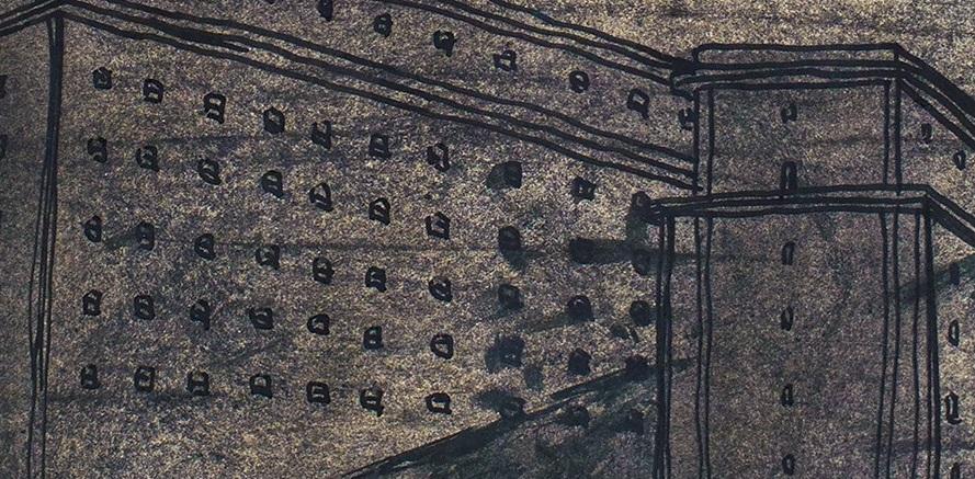 Disegni | Dario Passi alla Fondazione Pastificio Cerere