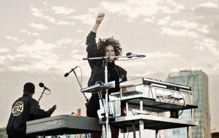 Arcade Fire Unexpected - photo credits Eric Pamies