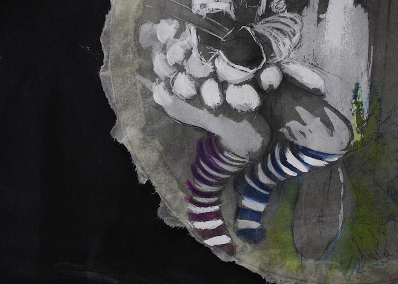 Sta in cielo e in fondo al pozzo | Beatrice Scaccia per Rome Art Week