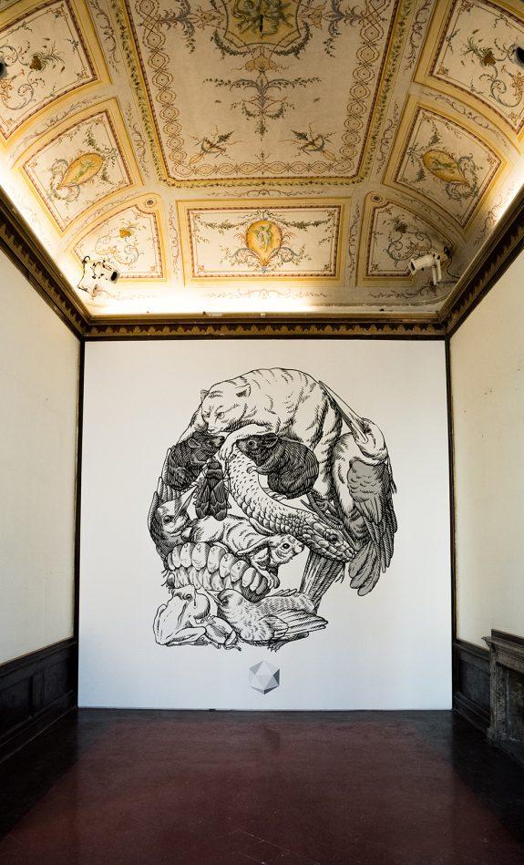 Esse quam videre, Lucamaleonte - photo credits Matteo Ciarla
