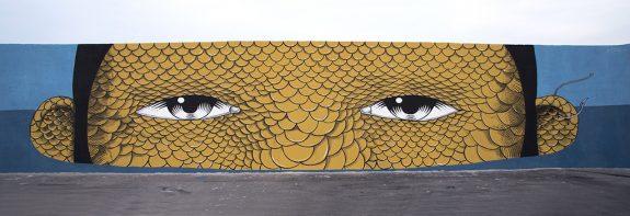 Uomo pesce, Andrea Casciu