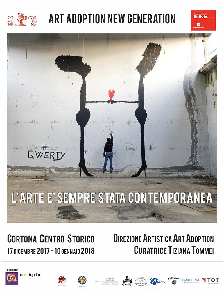 Cortona Art Adoption New Generation 2017