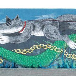 Il lupo di mare, Pupo Bibbito + la Pupa