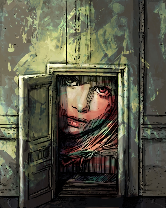 The Unchanging World. Alice Pasquini Solo Show