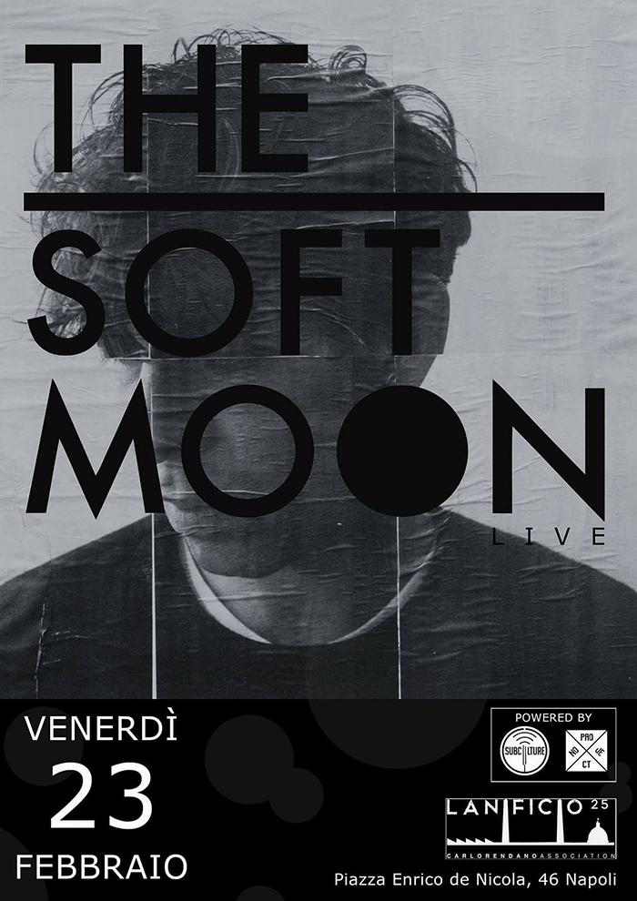The Soft Moon al Lanificio25 di Napoli