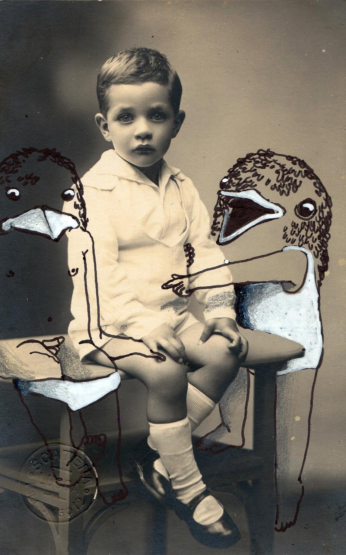 Her/Herr | Cristina Gardumi alla Burning Giraffe Art Gallery
