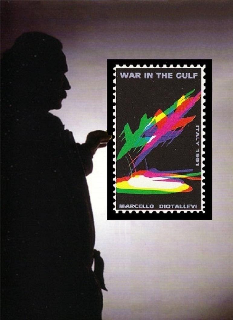 In forma di viaggio, francobolli e lettere da Citera | Marcello Diotallevi