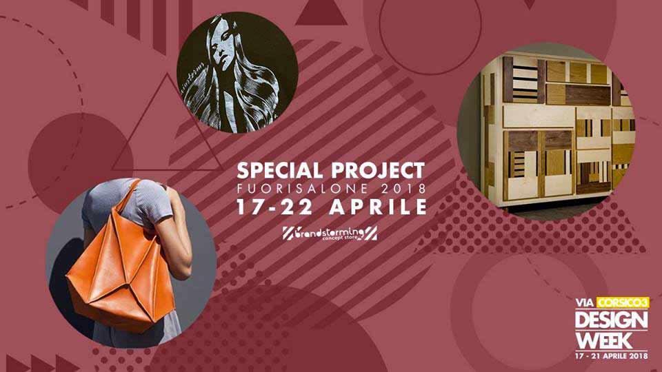 Viacorsico3 Design Week_Brandstorming Special Project