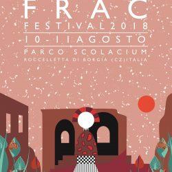 FRAC - Festival di Ricerca per le Arti Contemporanee 2018
