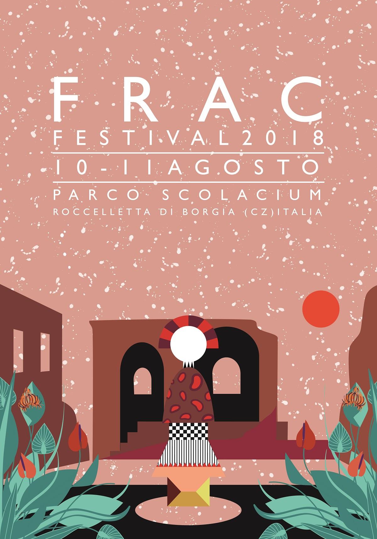 FRAC – Festival di Ricerca per le Arti Contemporanee 2018