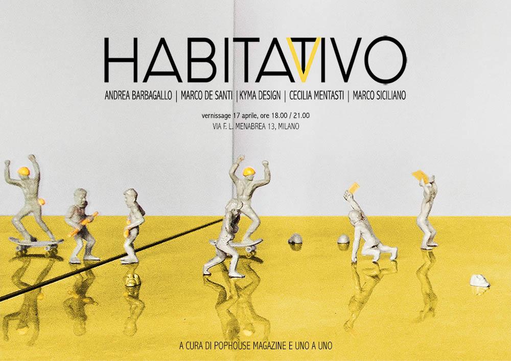 Habitatvivo – Mostra collettiva di arte e design