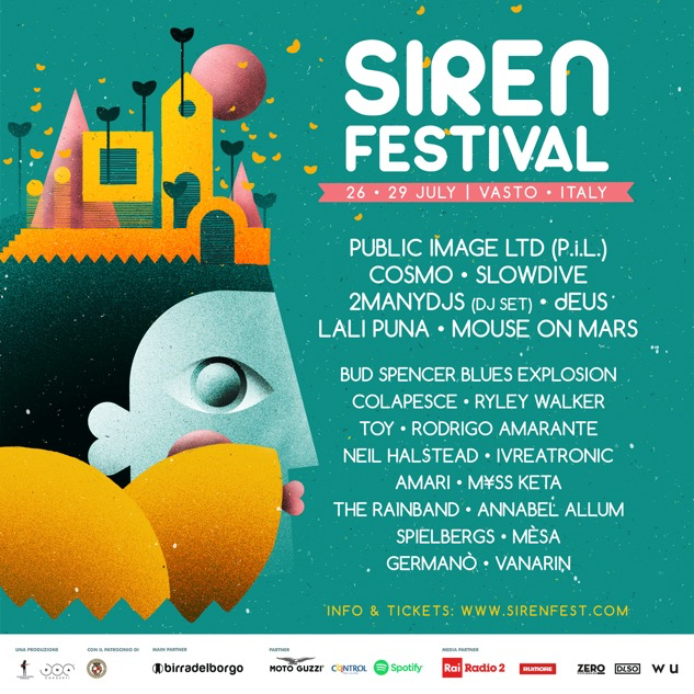 Vasto Siren Festival 2018