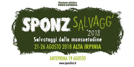 Sponz Fest 2018 – Sponz Salvagg'