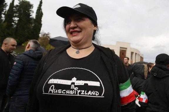 Fascisti a Predappio