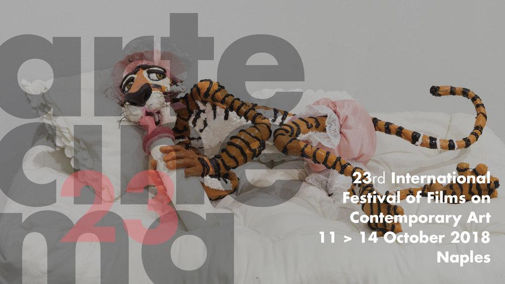 Artecinema 2018 | Festival Internazionale di Film sull'Arte Contemporanea