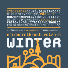 Ariano Folkfestival Winter Edition 2018