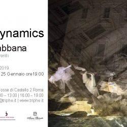 banner facebook Maurizio Gabbana - INFINITE DYNAMICS - RM