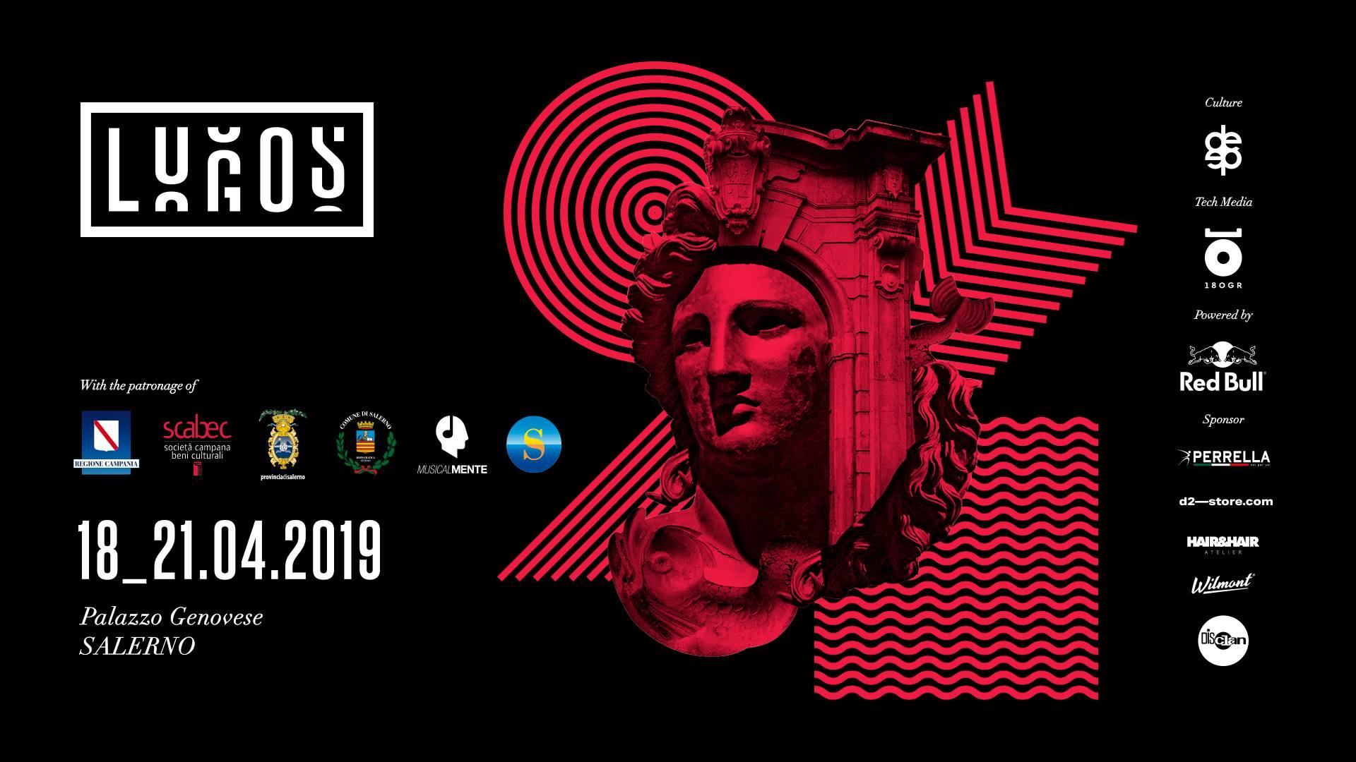 LOGOS 2019 – Palazzo Genovese Salerno