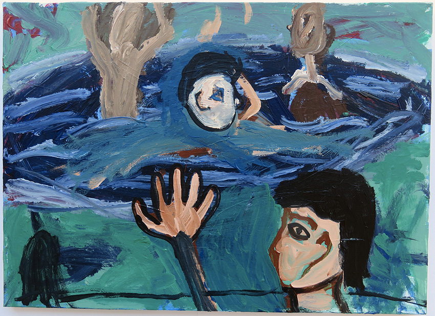 dream little dream   Mostra personale di Matteo Cordero allo Spazio Nea