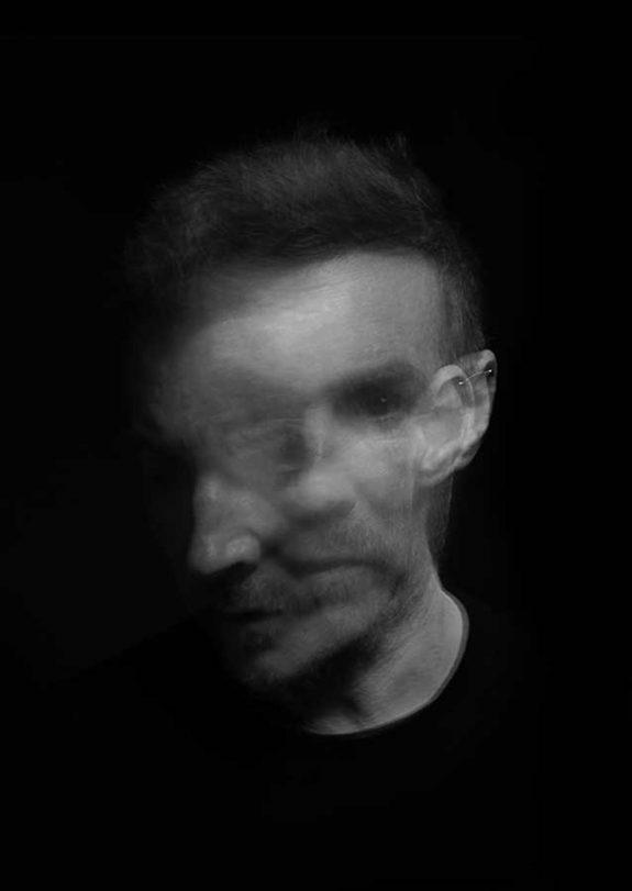 Robert Del Naja al Sonar +d con Andrew Melchior