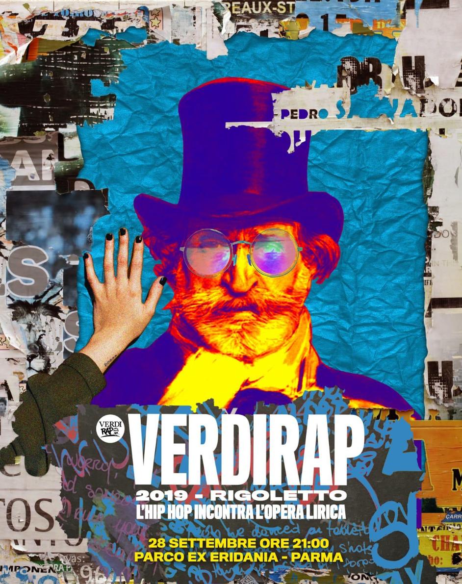 Verdi Rap 2019 | Contest rap a tema Rigoletto per under 18