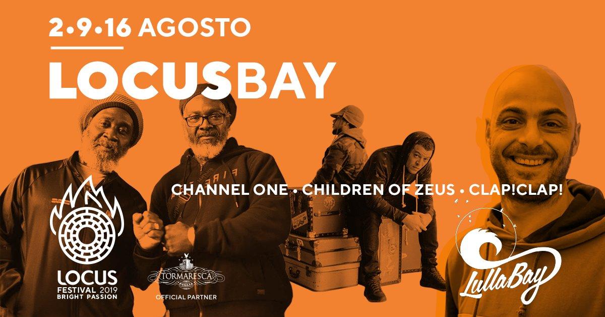 Locusbay 2019 – Locus Festival