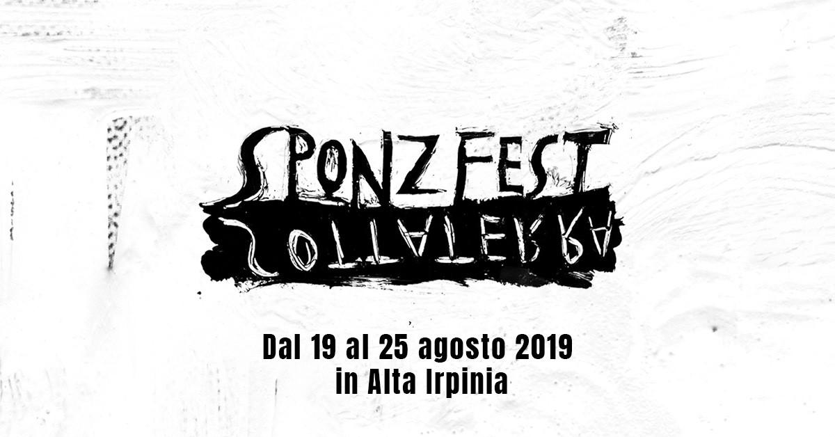 Sponz Fest 2019 – Sottaterra