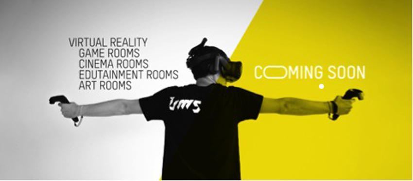 Opening VRUMS (Virtual Reality Rooms Italia) a Bologna